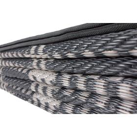 Vango Tuscany/Florence 420 Åndbart tæppe, black/grey